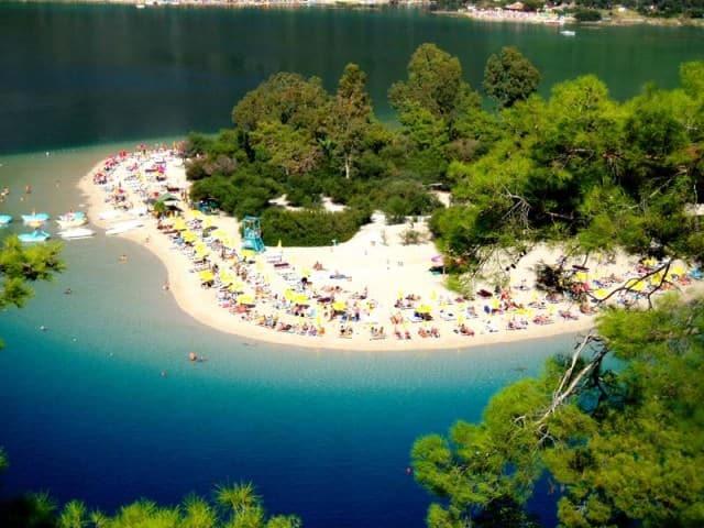 курортах Турции