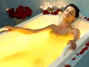 Скипидарные ванны при псориазе