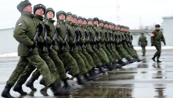 Армия и витилиго
