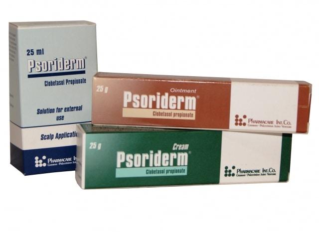 Список гормональных мазей для кожи от аллергии от зуда