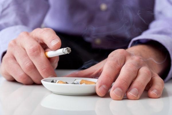 Негативное влияние никотина