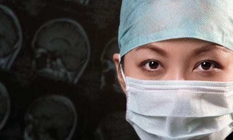 Китайские медики
