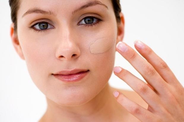 Проблемы кожи и макияж