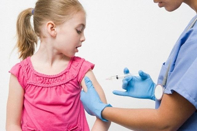 вакцинации против ветряной оспы