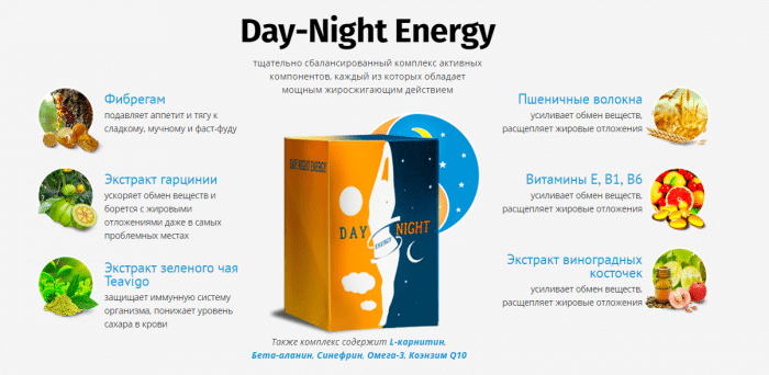 Day night energy купить